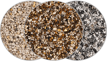 Neutrals-colours resin drives
